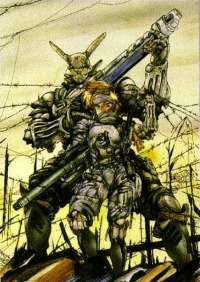 Appleseed D6: The State of the World: 2127
